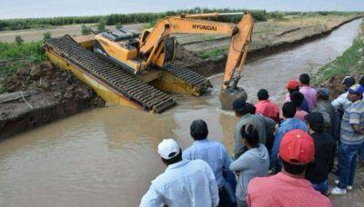 El Gabinete Social evaluó la situación del norte provincial ante la crecida de los ríos