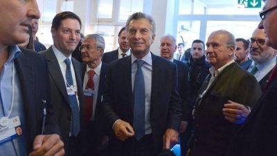 Mauricio Macri cierra su visita a Davos con un discurso frente al Foro Económico Mundial