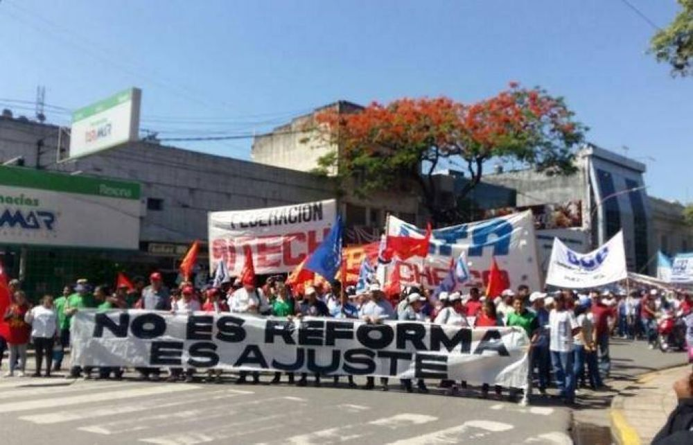 Federación Sitech rechaza un 10% de suba anual y pide un 37% como piso