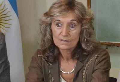 Alicia Mayoral en contra del recorte presupuestario del gobierno nacional