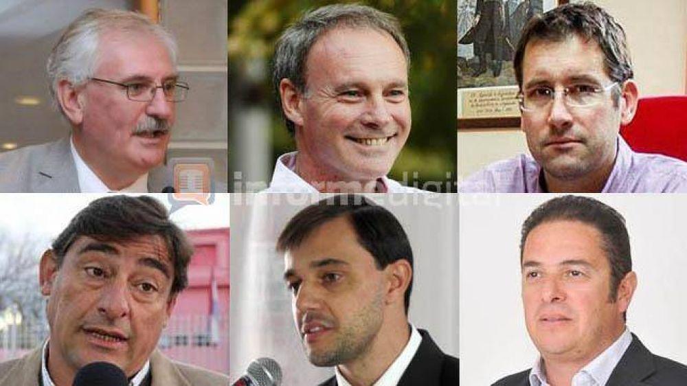 Cuánto cobran los intendentes de Paraná Campaña