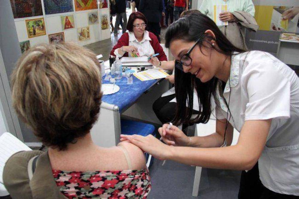 Fiebre amarilla: abren nuevos sitios de vacunación