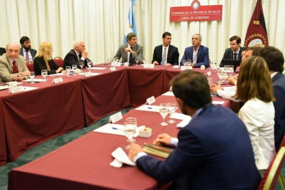 Programa de Convergencia Fiscal: Provincia y Nación analizaron su implementación