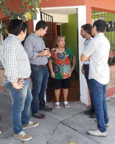 Los opositores Zelaya y Cerúsico cuestionaron al peronista, y lo tildaron de alperovichista