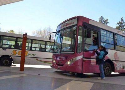Transporte interurbano: desde el lunes la tarifa subirá en promedio un 20%