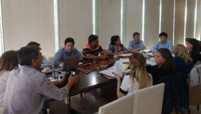 El municipio de Merlo le presentó al Gobierno provincial su Plan Sustentable para superar la crisis