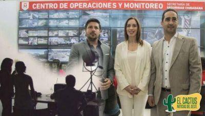 Centro de operaciones: así se montan las mediáticas acciones de seguridad truchas de Tagliaferro