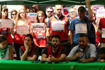 """""""No sólo nos preocupan los despidos arbitrarios"""""""