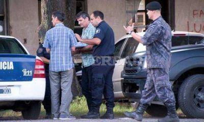 Se negó a declarar el ex intendente de Lincoln, Jorge Fernández, y continúa detenido en la ciudad de Junín