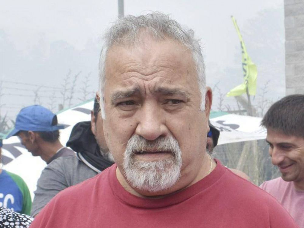 El dirigente sindical Jorge Trujillo en grave estado por un accidente cerebro vascular