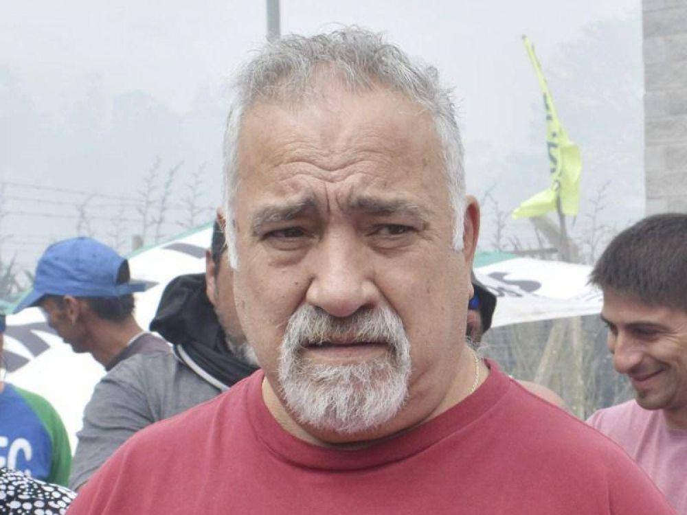 El dirigente sindical Jorge Trujillo en grave estado por un accidente cerebro vascular