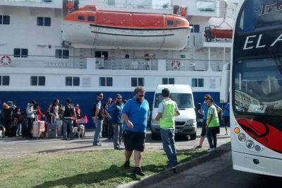 Finalmente, no llegarán cruceros a Mar del Plata este verano