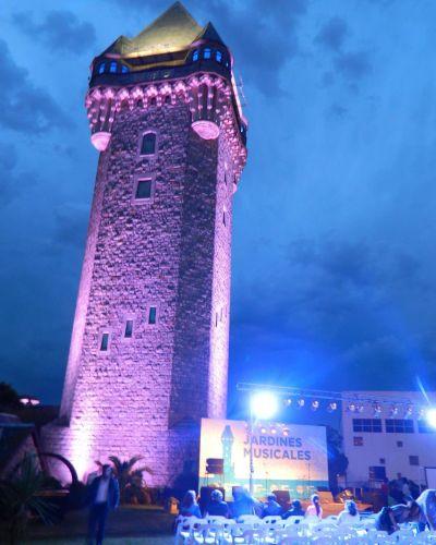 Edificio emblema del servicio de agua, la Torre Tanque celebra su aniversario 75
