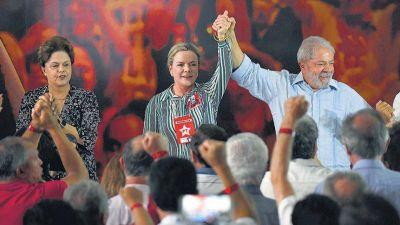 Lula reafirma su candidatura a la presidencia