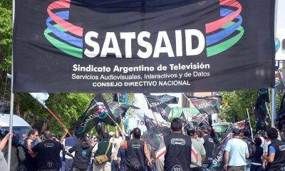 El Satsaid moviliza a la Subsecretaria de Trabajo por los despidos en el Canal de la Ciudad