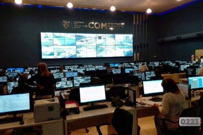 El municipio cobrará hasta 8 mil pesos por las infracciones detectadas a través del COM