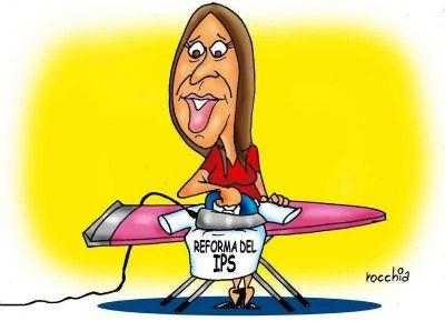 Vidal plancha algunas reformas para evitar el costo político
