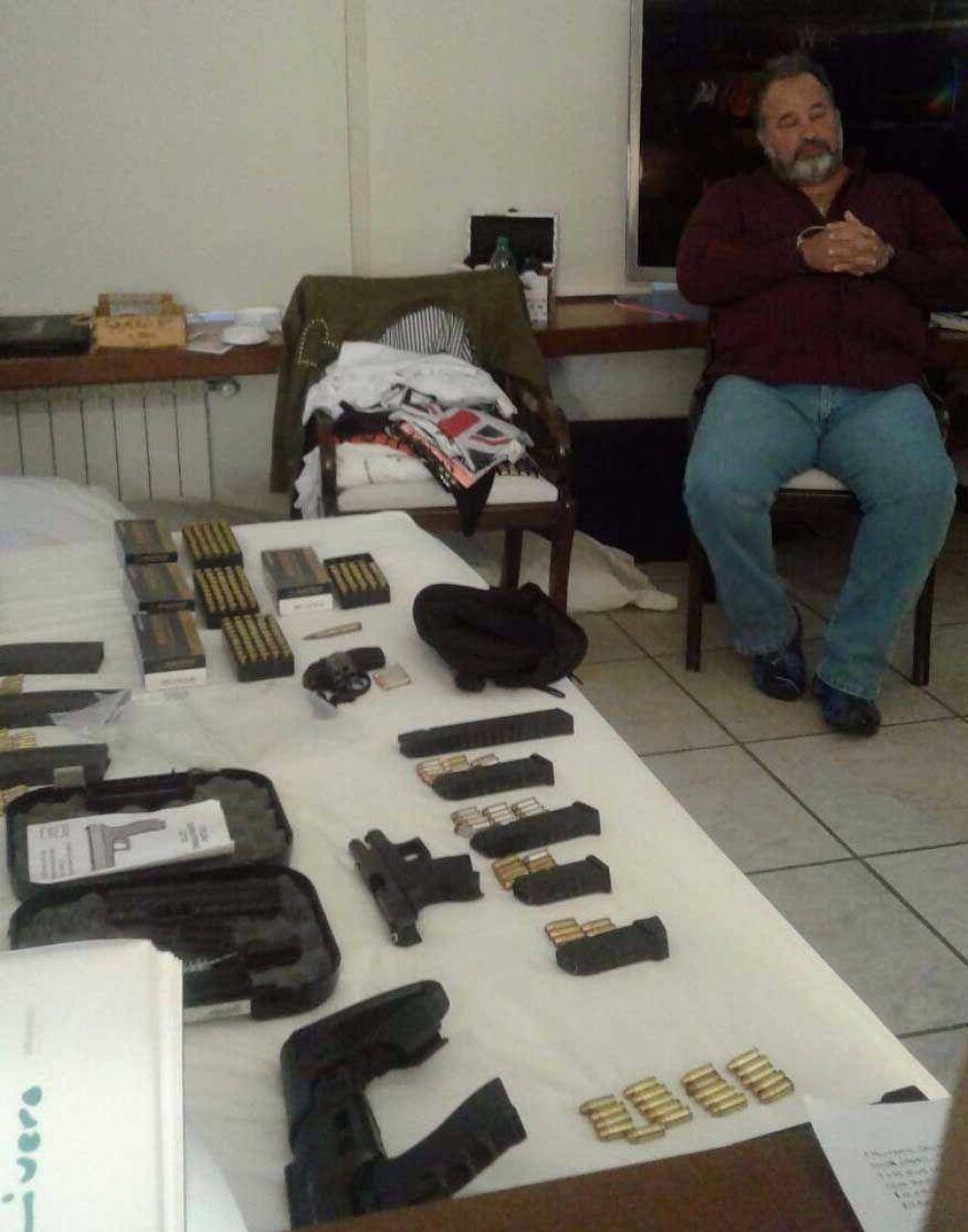 La Justicia uruguaya empieza a definir si otorga la extradición del sindicalista Balcedo