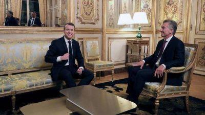 Emmanuel Macron usó las vacas francesas para bloquear el acuerdo Mercosur-Unión Europea