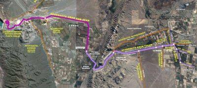 Firmarán dos acuerdos decisivos para construir el Acueducto San Juan