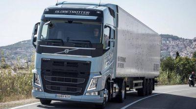 Volvo Trucks anunció que empezará a vender camiones eléctricos en 2019