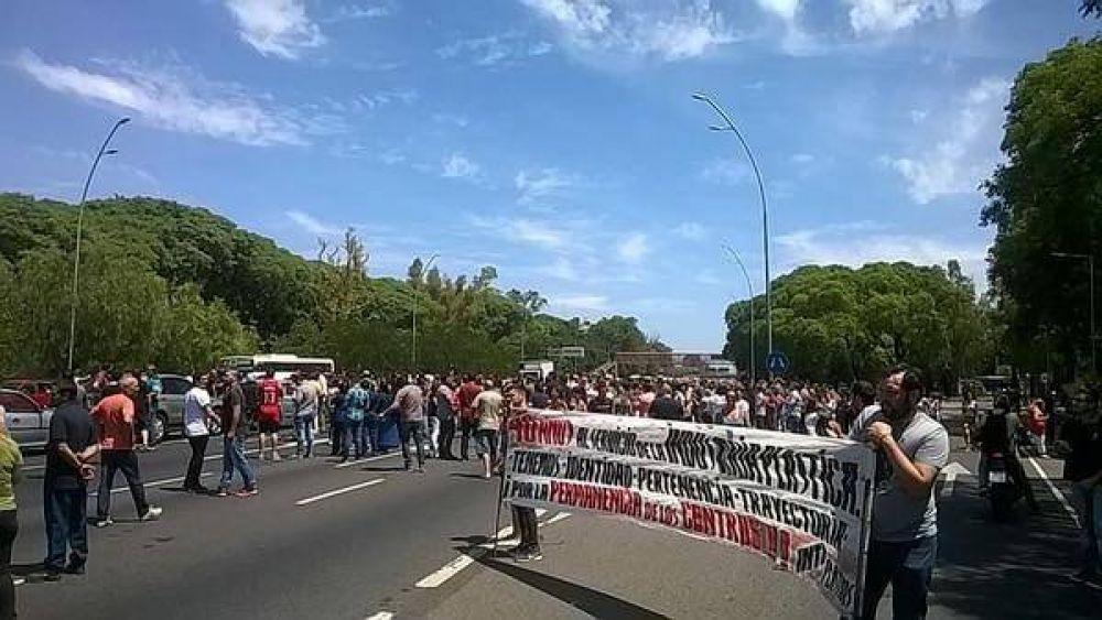Sindicalistas amenazan con bloquear la avenida General Paz durante esta mañana