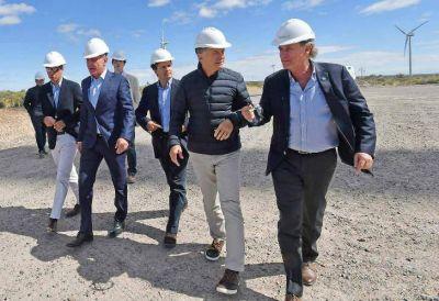 Piden que la Oficina Anticorrupción investigue el negocio de los parques eólicos