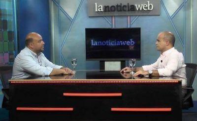 """Luis Freitas: """"Marina del Norte no reconoce al Municipio como autoridad legal"""""""