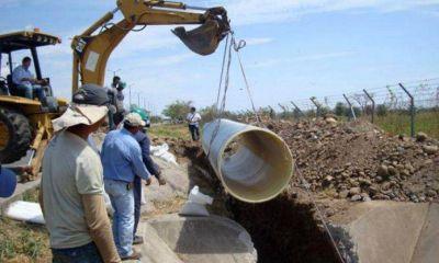 El Municipio asegura que desde julio sale Sudamericana y entra AYSA a Pilar