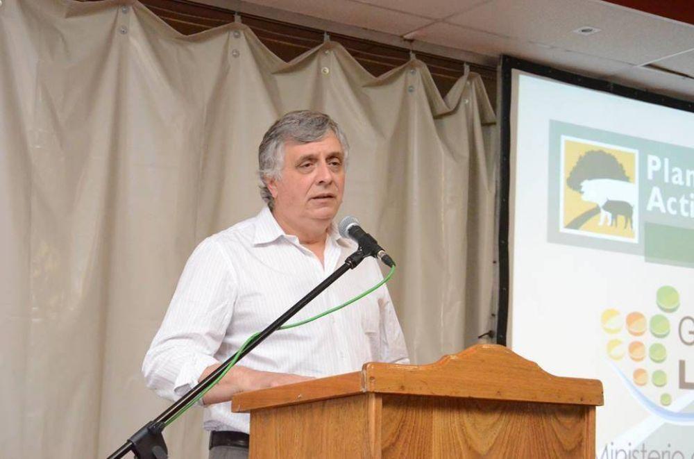 Moralejo cuestionó la mudanza del Senasa