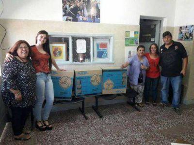 El Municipio continúa equipando a las unidades sanitarias de Lomas