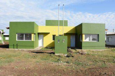 El próximo 16 de febrero se entregarán 31 viviendas de Círculo Cerrado en Trenque Lauquen