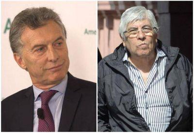 Moyano le respondió a Macri: