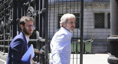 Frigerio redujo un 40% los cargos políticos en Interior