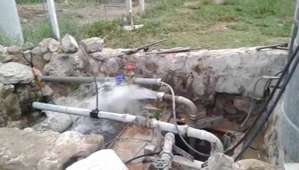 Agua Potable culminó nueva planta de bombeo