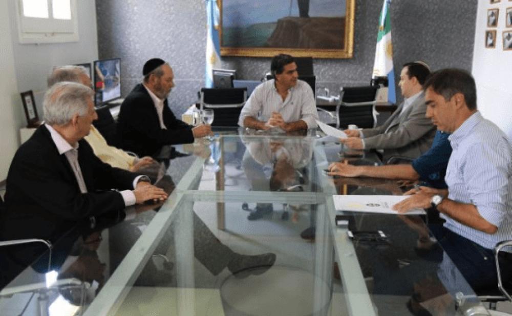 Ariel Cohen Sabban fue nombrado ciudadano ilustre de la ciudad de Resistencia