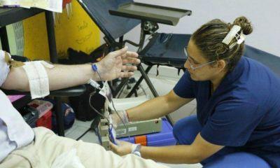 Más de 70 voluntarios se sumaron a la campaña de donación de sangre para el Hospital Garrahan