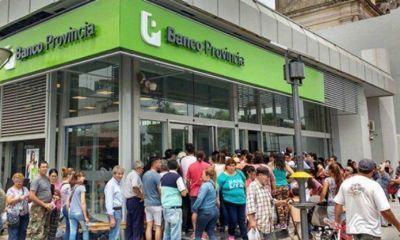 Banco Provincia: habrá paro durante 4 días
