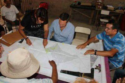 Instituciones de Lomas realizan obras con la ayuda del Municipio