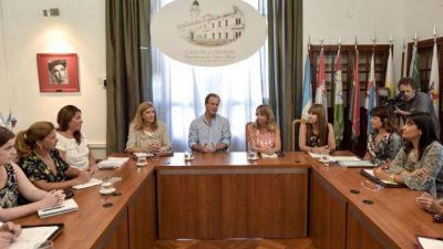 El gobierno provincial prepara la Semana de la Mujer