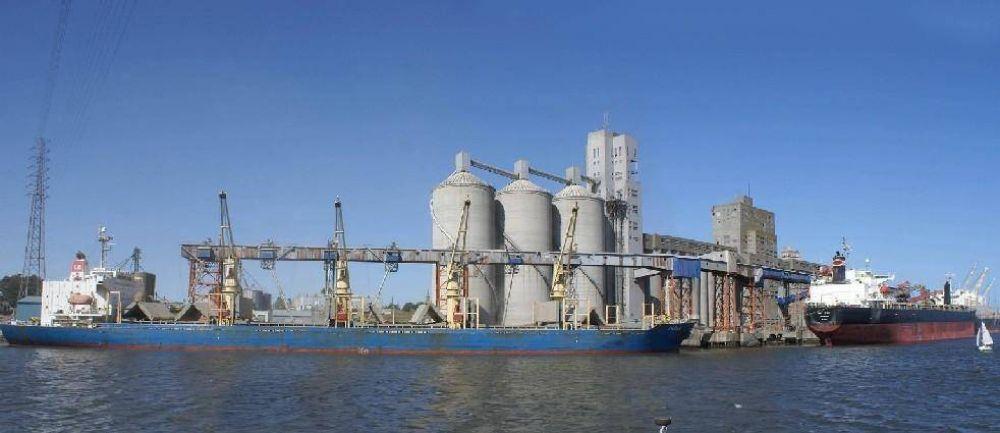 Aceiteros cortaron el acceso al Puerto en reclamo por los trabajadores despedidos
