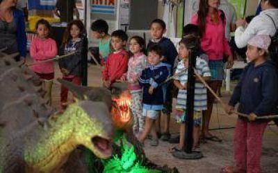 La Provincia lleva la feria Estación Ciencia a Santa Clara del Mar