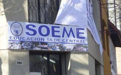 La Justicia dispuso la intervención del SOEME, el gremio de Balcedo