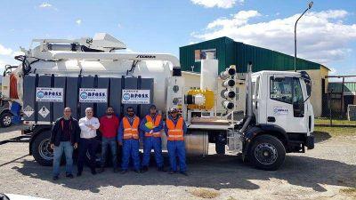 La DPOSS adquirió camión sanitario que operará en Ushuaia y Tolhuin