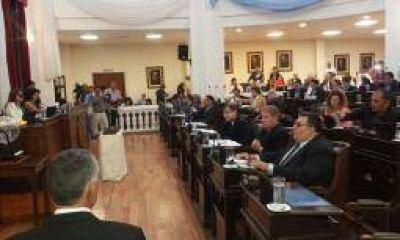 Legislatura avaló 'Pacto Fiscal' entre La Rioja y Casa Rosada