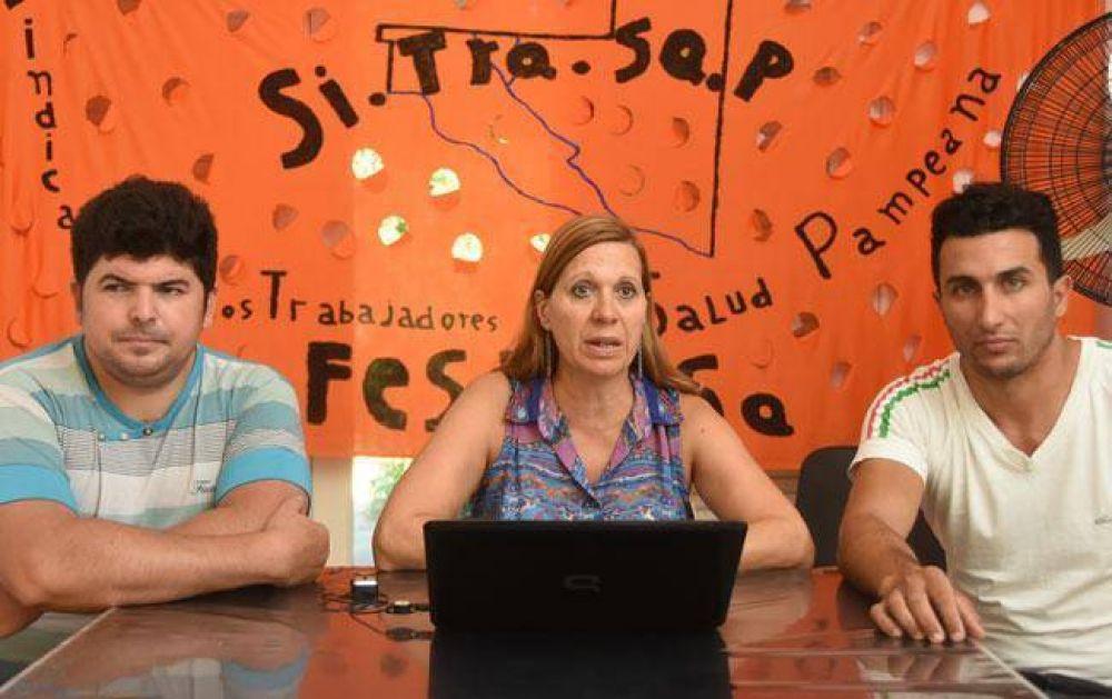 """SITRASAP exige que se incorporen a la Provincia los """"médicos comunitarios"""""""