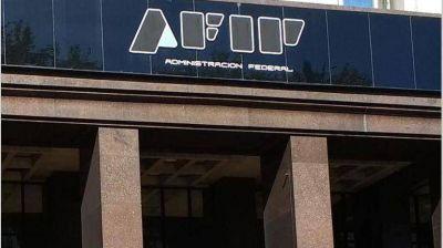 AFIP: reemplazan a agentes con poder de policía