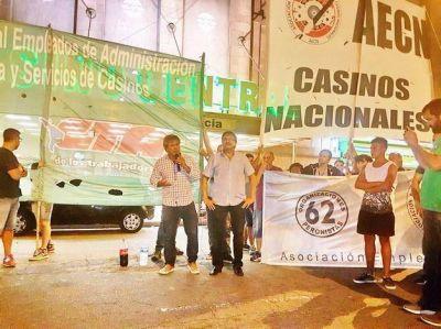 Casineros reiteraron pedido de audiencia a la gobernadora bonaerense