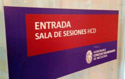 Sesiona el HCD: Asamblea de grandes contribuyentes y una montaña de minutas de comunicación