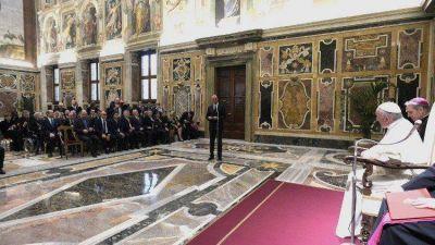 Aliento del Papa a la Conferencia internacional contra el antisemitismo